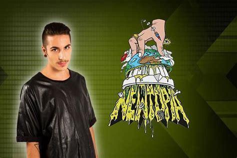 newtopia casa discografica madh 232 uno degli artisti della newtopia di fedez e j ax