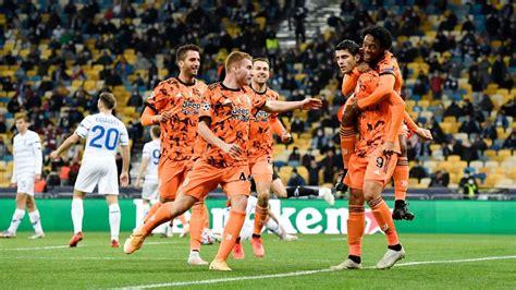 Dynamo Kiev vs. Juventus - Football Match Report - October ...