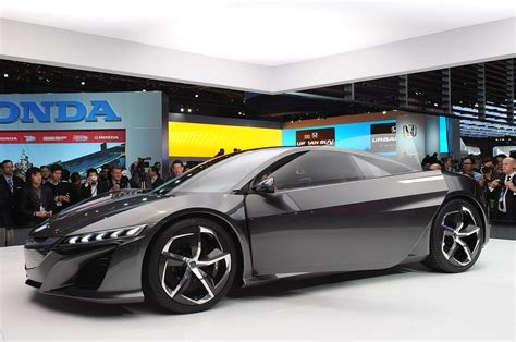 acura nsx to be built in ohio in 2015 autoblog
