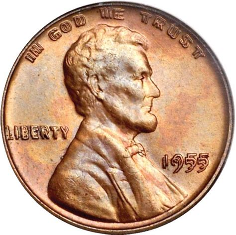 how to tell if a coin is die 1955 s wheat back penny coin community forum