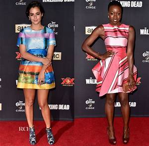 'The Walking Dead' Season 5 LA Premiere - Red Carpet ...