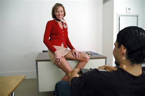 Saskia In My First Sex Teacher
