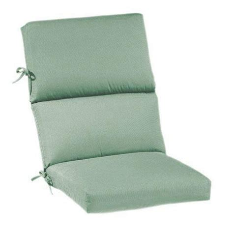 Home Depot Outdoor Dining Chair Cushions by Home Decorators Collection Sunbrella Mist Outdoor Dining