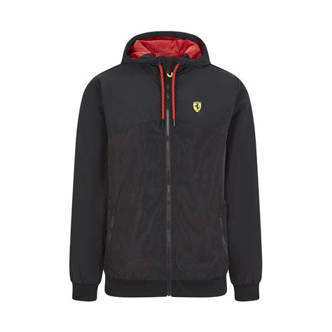 The most successful team in the history of formula 1 welcome to the. 2020 Ferrari Italy F1 Mens Windbreaker Jacket Black | Clothing \ Wind Jackets Shop by Team ...