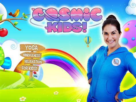 cosmic kids yoga adventures  amazon prime video