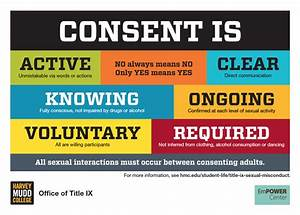 Title IX and Sexual Misconduct | Harvey Mudd College