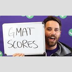 Gmat Tuesday All About Gmat Scores Youtube