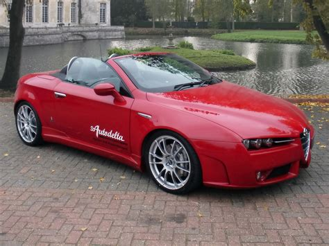 2008 Alfa Romeo Spider
