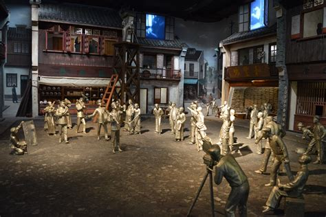 The Magical World Of The Shanghai Film Museum