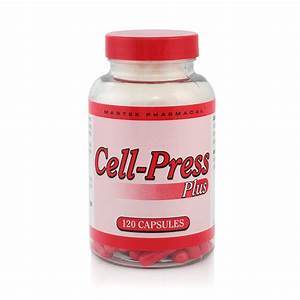 Cell Press Plus – The Red Capsule - Versalo Weight Loss Center