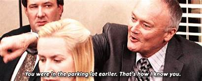 Creed Bratton Office Giphy Intern Actors Parking