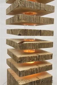 Lampe Aus Holz : treibholz altholz designlampe designerlampe indirekte beleuchtung ~ Eleganceandgraceweddings.com Haus und Dekorationen