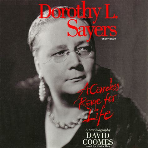 dorothy l sayers audiobook by david coomes for