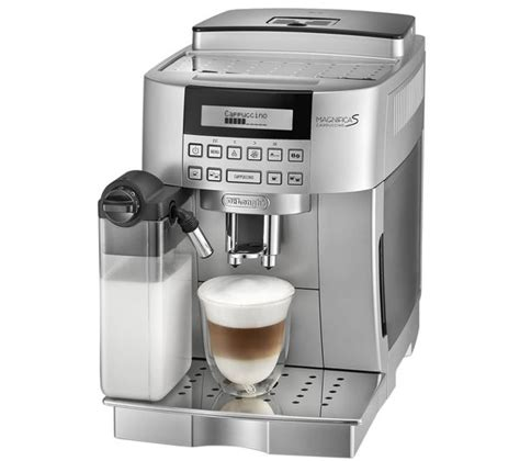Buy DELONGHI Magnifica S ECAM 22.360.S Bean to Cup Coffee Machine   Silver   Free Delivery   Currys