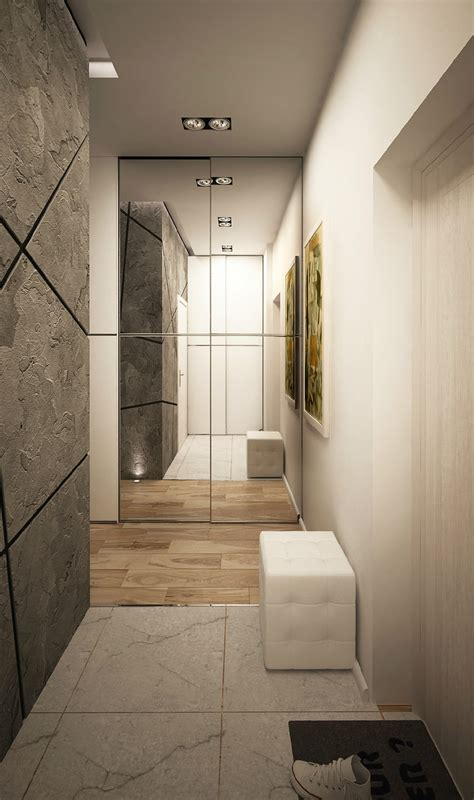 Flur Eingang Gestalten by 2 Simple Beautiful Studio Apartment Concepts For A