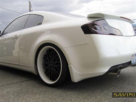 G35  Savini Wheels