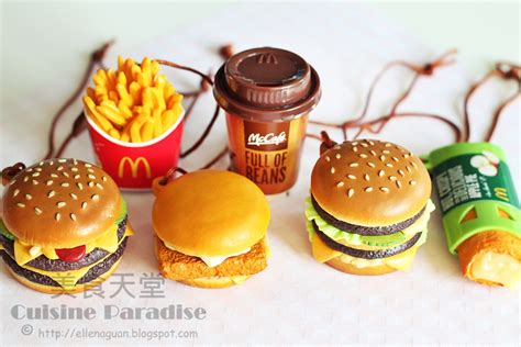 cuisine miniature cuisine paradise eat shop and travel 2011 mcdonald 39 s