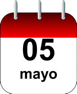 Que se celebra el 5 de mayo - Calendario