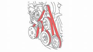 Diagram  1989 F150 Serpentine Belt Diagram Full Version