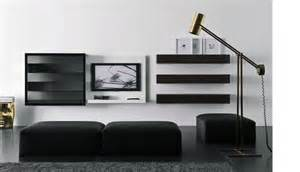 Wall Mounted TV Living Room Design