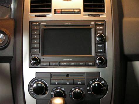Chrysler 300 Stereo Upgrade by 2006 Chrysler 300c Srt8 In Car Entertainment