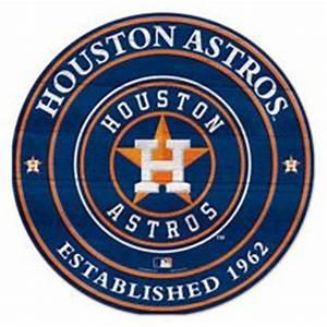 Houston Astros Baseball Locker Room Bar Advertising