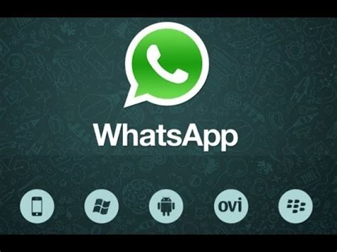 and install whatsapp messenger on your windows pc