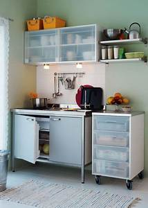 Kitchenette Pour Bureau : 3 sc narios pour am nager une cuisine lot de cuisine ~ Premium-room.com Idées de Décoration
