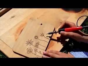 Welches Navi Kaufen : brandmalerei holz youtube ~ Kayakingforconservation.com Haus und Dekorationen