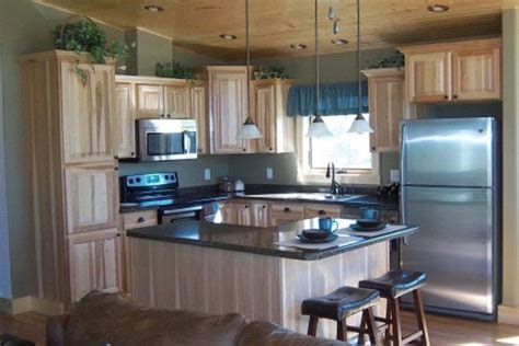 Staggered Kitchen Cabinets Popular