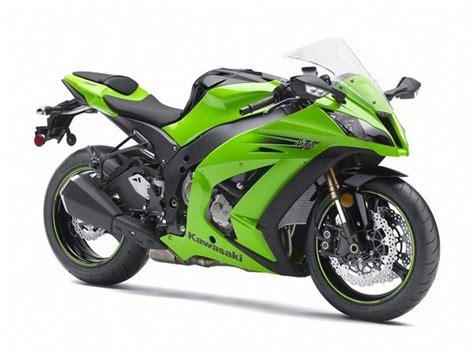 2011 Kawasaki Ninja Zx-10r Review