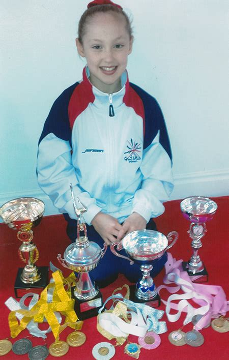 A year to remember for Shildon gymnast | South West Durham ...