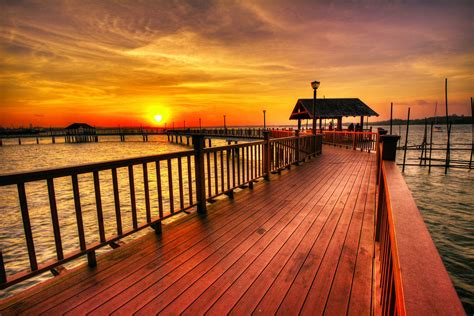 Photography 3 Places To View Sunset In Singapore 我的简简单单生活