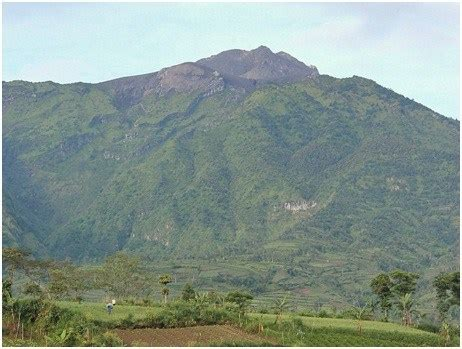 aktivitas gunung merapi mujizatmerapi