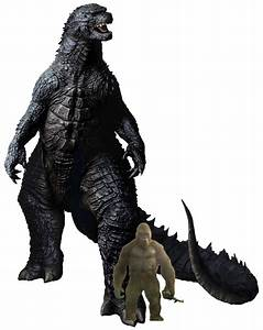 Godzilla Kong Size Pictures to Pin on Pinterest - PinsDaddy