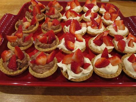 canapes recipes strawberry canapés reflections of a foodie