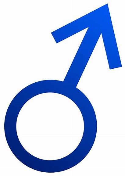 Symbol Male Clipart Clip Transparent Symbols Gender