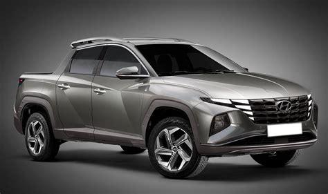 The 2022 hyundai santa cruz is all new, though it shares a platform with the hyundai tucson compact crossover. Futura rival da Fiat Toro, Hyundai Santa Cruz pode ter ...