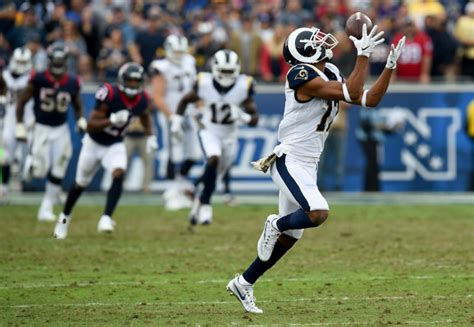 los angeles rams beat houston texans   daily news