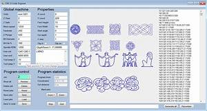 cnc g code text engraving cnc g code generator software With cnc lettering software