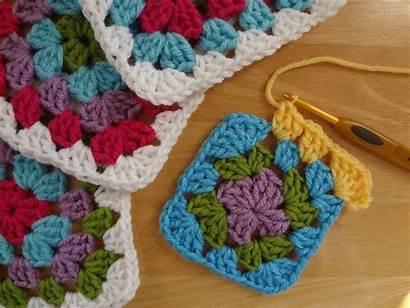 Granny Crochet Patterns Pattern Square Dishcloths Round