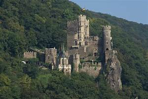 Rhine River Castles Map | www.imgkid.com - The Image Kid ...