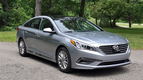 2015 Hyundai Sonata Recall by Sunroof Airbag Flaws Prompt Hyundai Recall Of 27 000