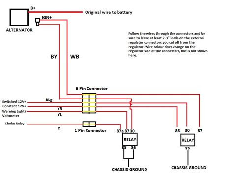 mazda 6 alternator wiring diagram 33 wiring diagram