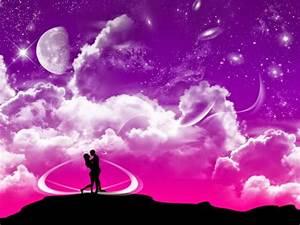 Purple Love Backgrounds, Love Wallpaper
