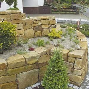 Gartenmauern Aus Naturstein : steine mauern garten kleinster mobiler gasgrill ~ Sanjose-hotels-ca.com Haus und Dekorationen