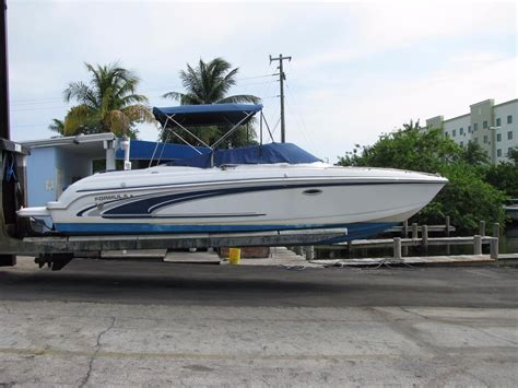 Mail Boat Shipping Fort Lauderdale by 2005 Formula 260 Bow Rider Power Boat For Sale Www