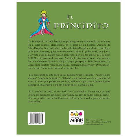 Libro gratis es una de las tiendas en línea favoritas para comprar libro el principito para leer completo a precios mucho más bajos de lo que pagaría si compra en amazon y otros servicios similares. El Principito Cuento Completo Para Leer | Libro Gratis