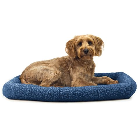 furhaven pet nap bolster crate kennel pet bed dog bed ebay