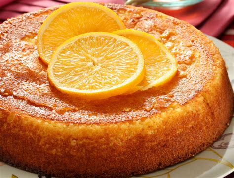 recette cuisine femme actuelle gâteau de semoule à l orange recettes femme actuelle